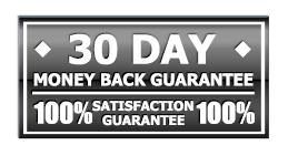 CrossToner 30 Day Money Back Guarantee