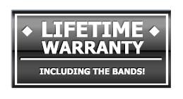 CrossToner Lifetime Warranty