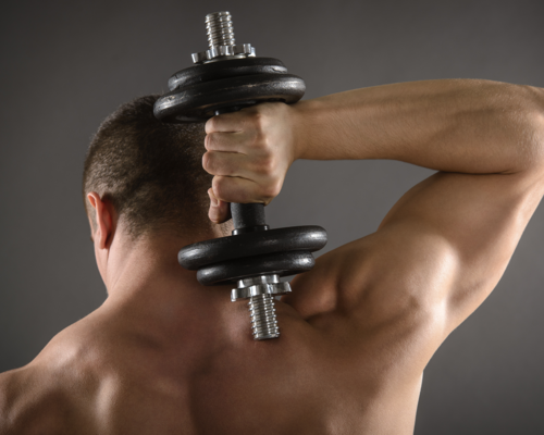 Tricep Extension - Dumbbell